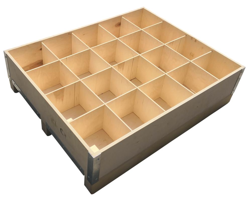 Kratownica drewniana